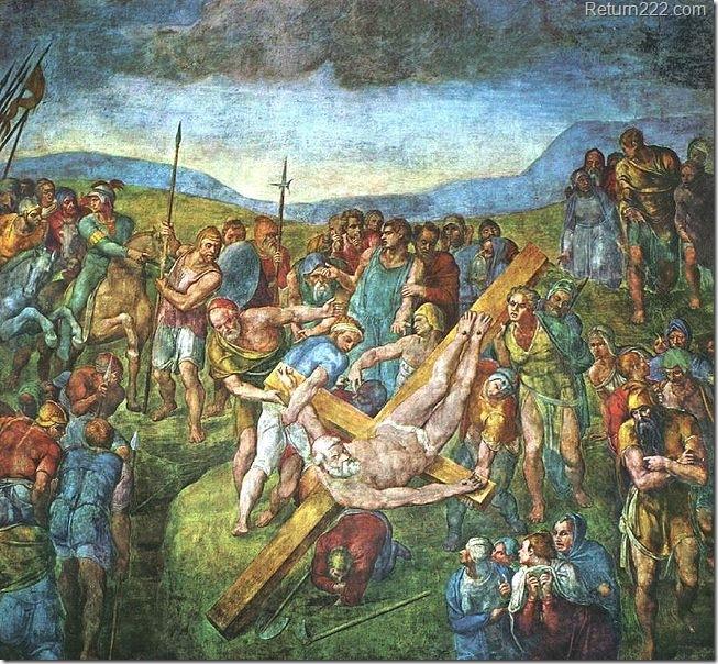 649px-Martyrdom_Michelangelo
