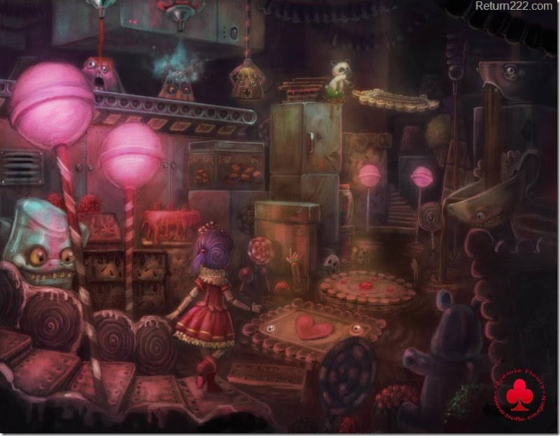 Candy_World_by_Xadrial