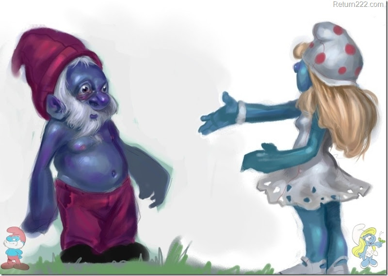The_Smurfs_by_SoupAndButter