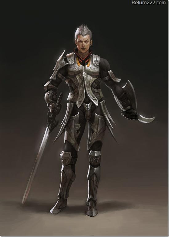 Silver_Knight_by_Keun_chul