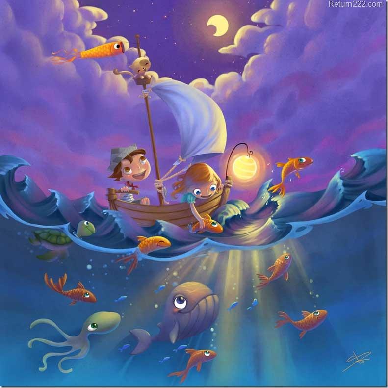 sailing_at_midnight_by_sabrane-d2yu6nm