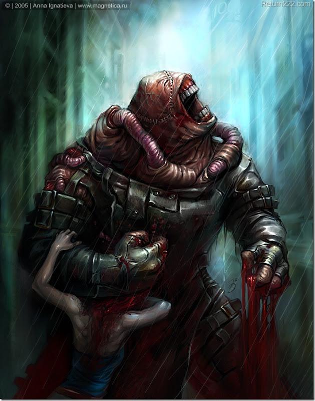 Resident_Evil_3__Nemesis_by_maruhana_bachi