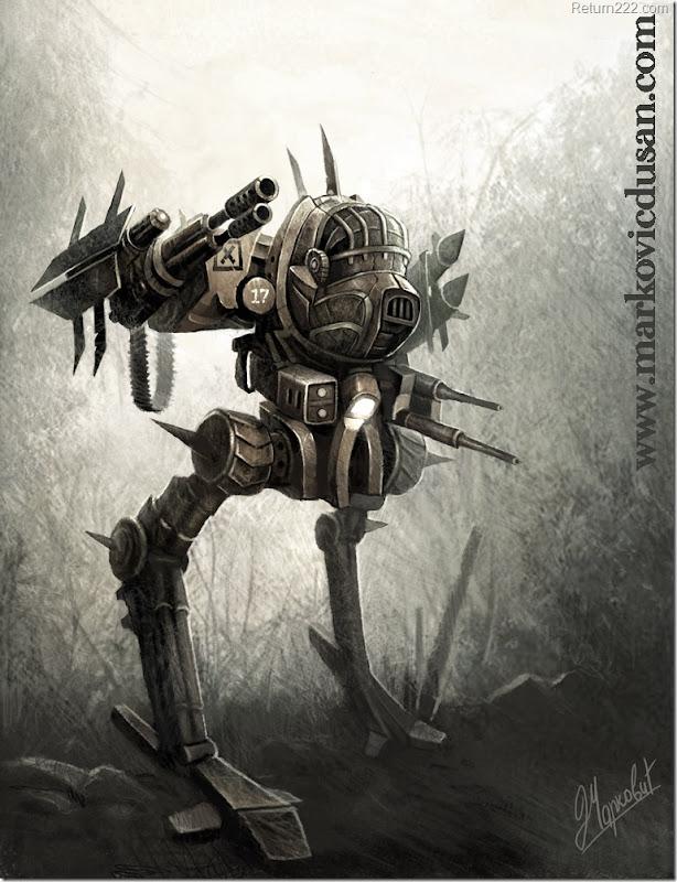 Robot_by_DusanMarkovic