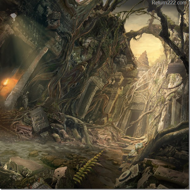 Lost_among_the_ruins_by_MartaNael
