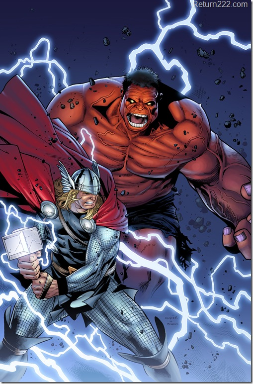Thor_by_postys