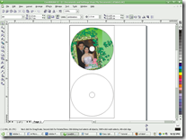 Tutorial Membuat CD Label di CorelDraw
