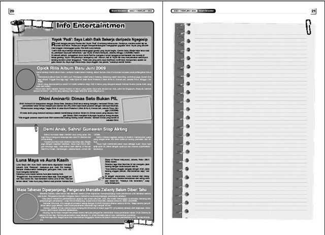 contoh tabloid sekolah Archives - download desain