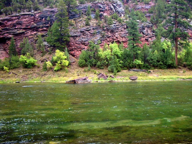 The Green River in Utah