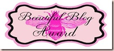 Beeutiful Blog Award
