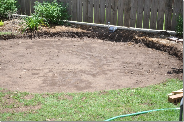 yard in progress 001