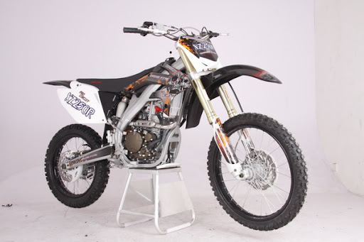 250cc Crossfire XZ250R Watercooled Dirt Bike - CRF 250 Clone