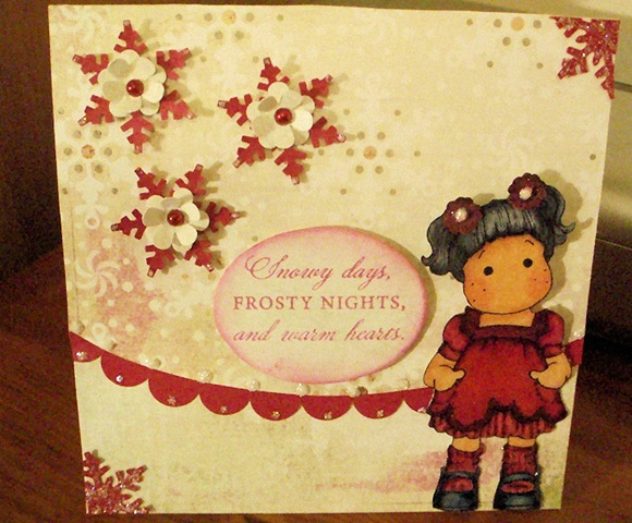 Snowy Days Card