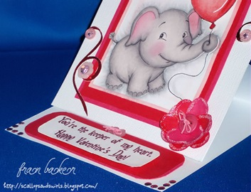 Elephant Card_Side View