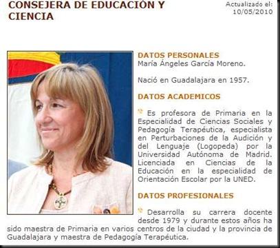 Consejedra Educacion Castilla