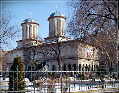 St. George the New Church- Bucharest