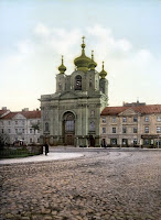 Polish Orthodox Church of the Holy Trinity in Warsaw