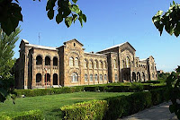Residence of the Armenian Catholicose- Mother See