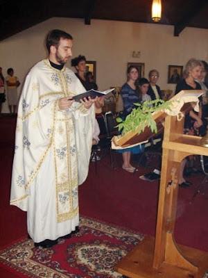 Serbian Orthodox Priest