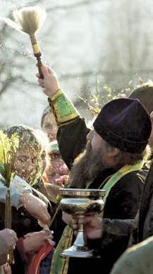 Belorussian Orthodox Priest