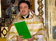 Moldavian Orthodox Priest