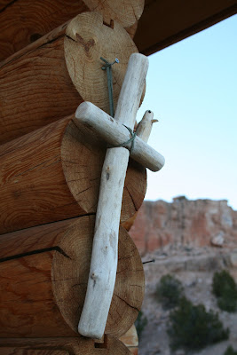 A simple Wooden Cross