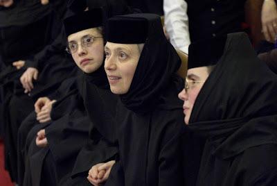 Anthiocian Orthodox Nuns