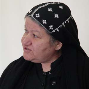 Syrian Orthodox Nun