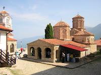 Monastery of St. Naum - Moldova