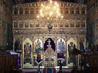 Orthodox Church Altar