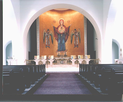 Greek Orthodox Church Altar
