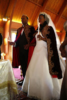 Antiochian Greek Orthodox Wedding