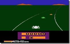Enduro para Atari 2600