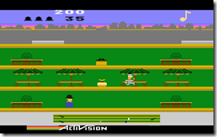 Keystone Kapers para Atari 2600