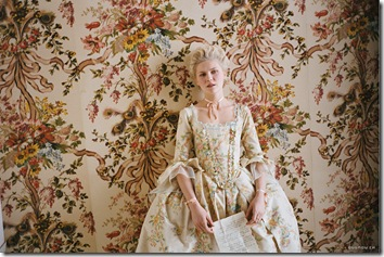 marie antoinette wallpaper