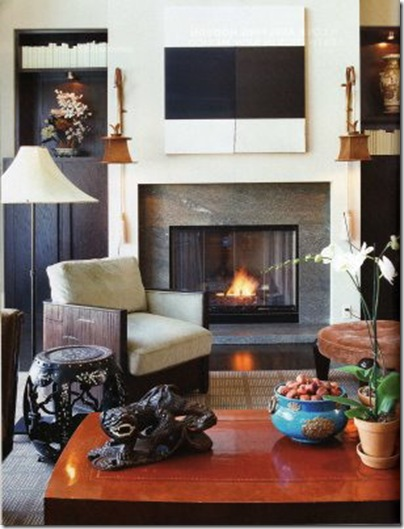 Western Interior, interior designer Jeff Elliott designed a Denver home[1]