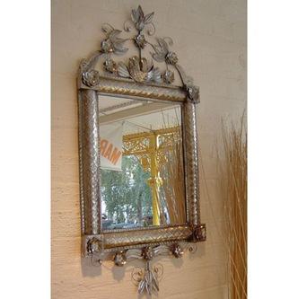 silver- market impot el nido mirror