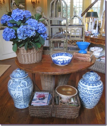 cdt blue hydrangea