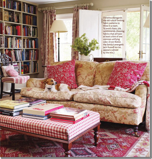 Colorful Cozy Spaces: Searching For Style: Cozy Spaces