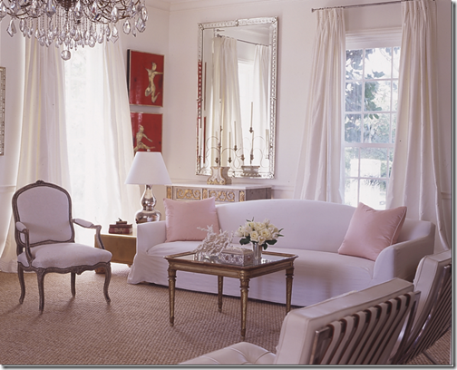 cdt gerrie bremmerman living room in whites and pinks