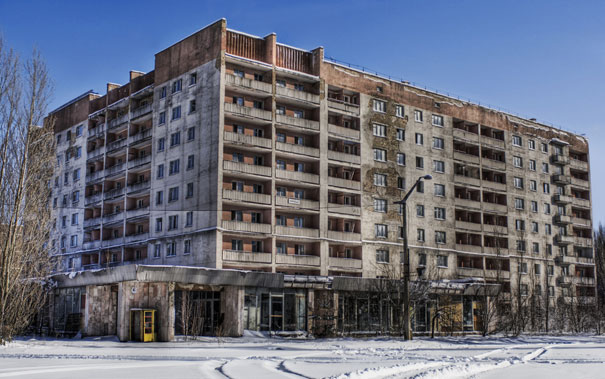 Image Result For Abandoned Factory Russia
