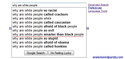 50 Strange and Funny Google Questions