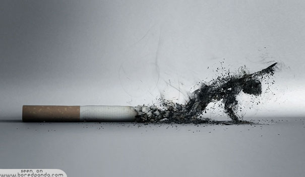 Top 40+ Creative Ads Made to Stop You Smoking