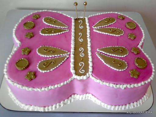 Decorao de festas by catia lins bolos profisses e outros fonte httpachocolarteiraspot200905borboleta barrocaml bolo borboleta rosa altavistaventures Gallery
