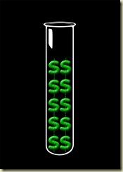 money in science