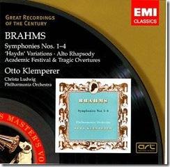 Brahms_Klemperer
