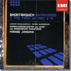 Shostakovich_14_Jansons