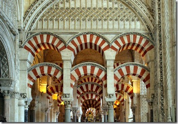 Cordoba Mezquita Crucero