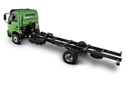 Carboni Iveco é a primeira a apresentar ao público o caminhão médio Vertis 5009