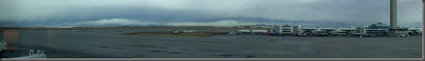 denver airport panorama