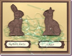 Chocolate Bunny 2